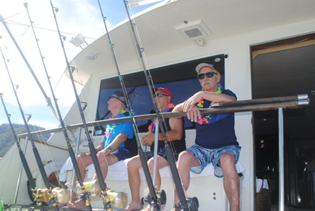 75 ft. Hatteras - Power Yacht - Up to 40 People - Fishing