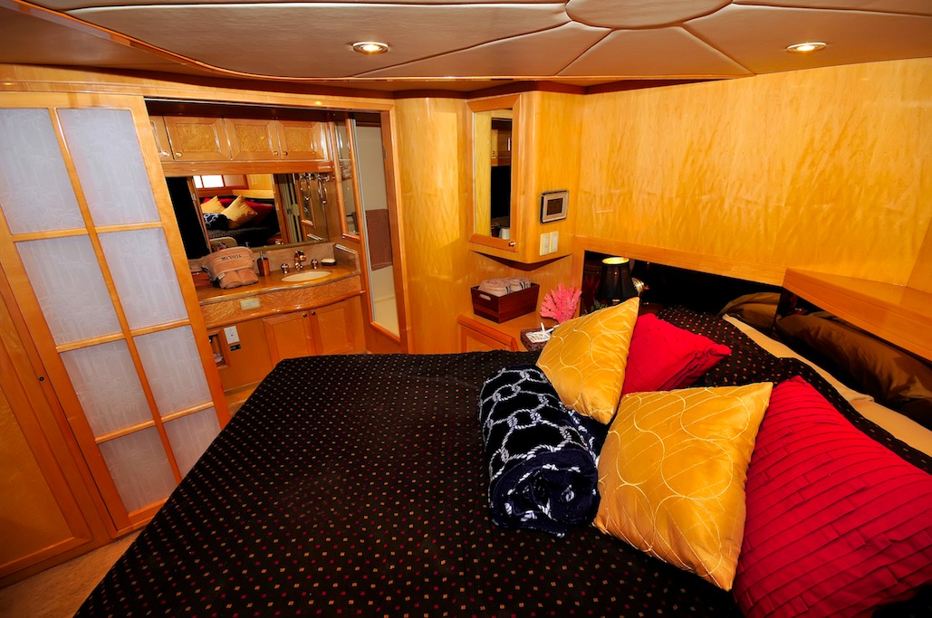 57 ft. McKinna - Power Yacht - Up to 12 People - Stateroom