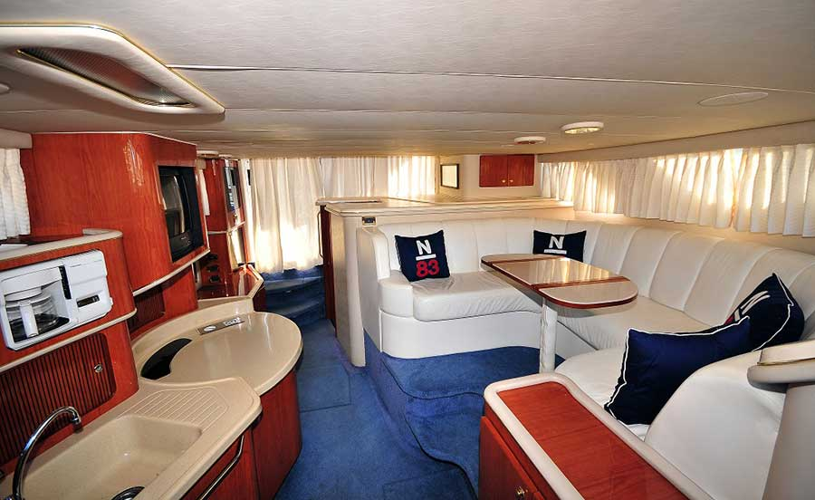 46-FT-Sea-Ray-Power-Yacht-Up-to-15-People-Large-Salon-Cabin