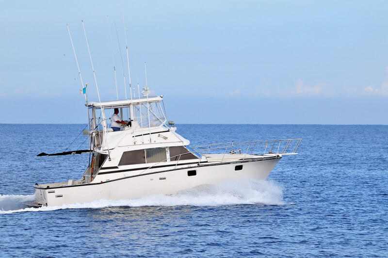 38 ft.Bertram- Fishing Yacht -Up to 10 People