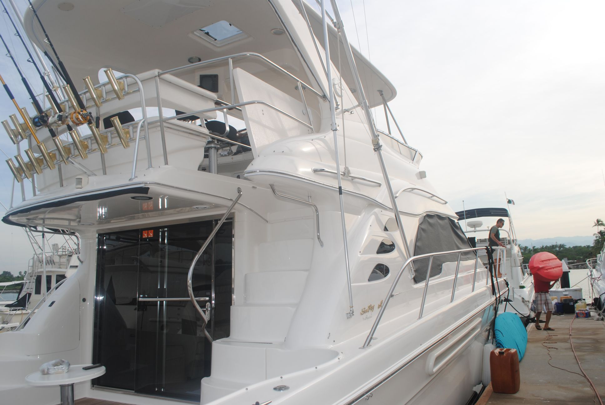 60 ft. Sea Ray - Power Yacht - Up to 20 People